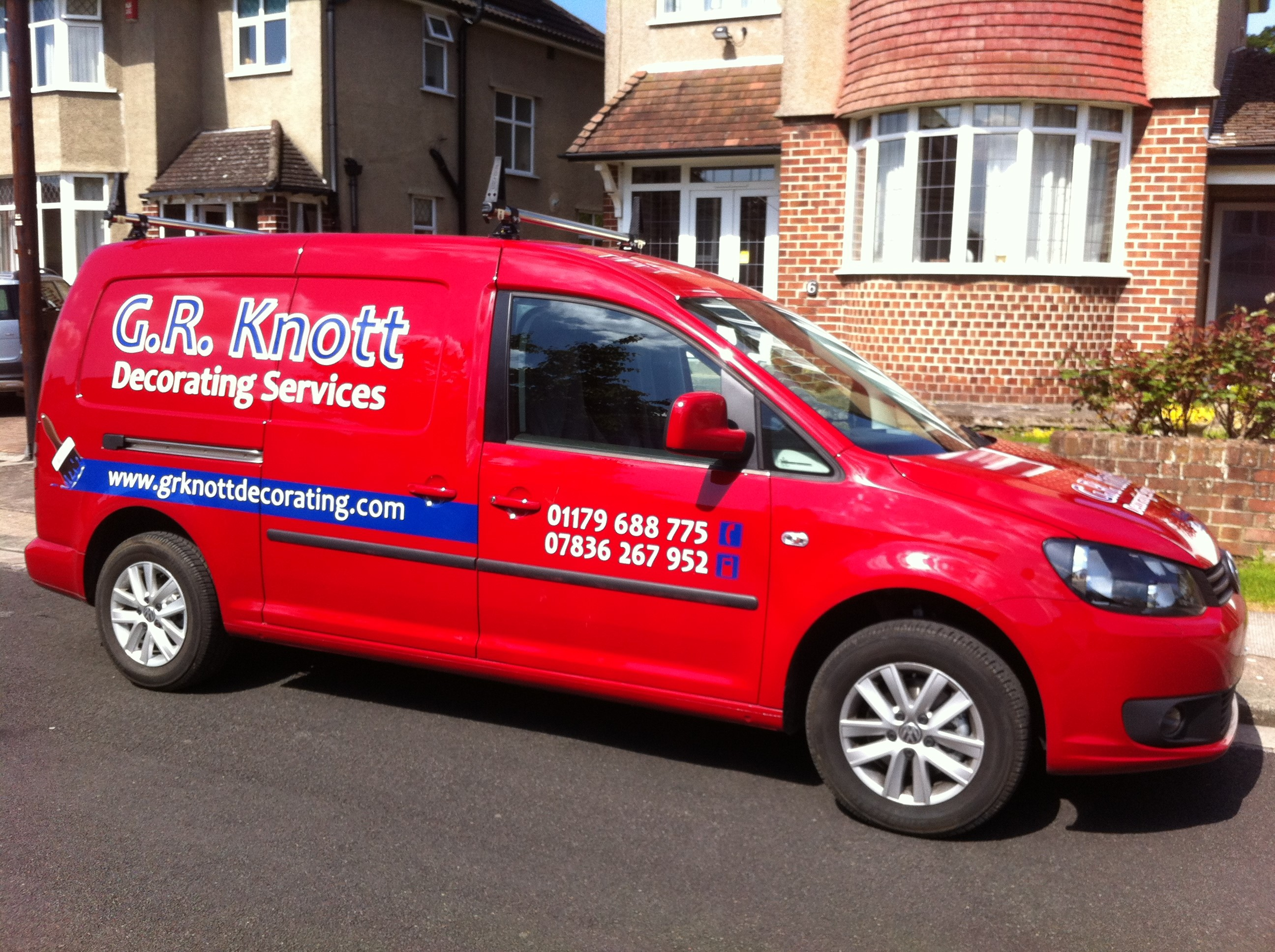 GR Knott Decorating Services, Bristol